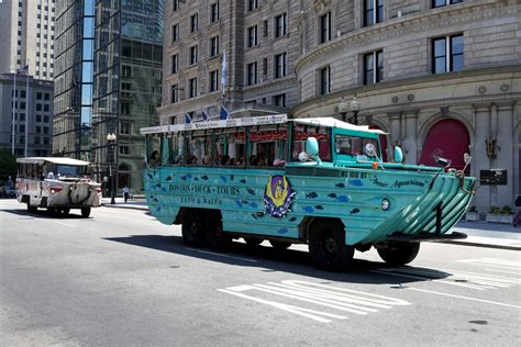 duck boat tour driver boston duck tours to add second staff member for each