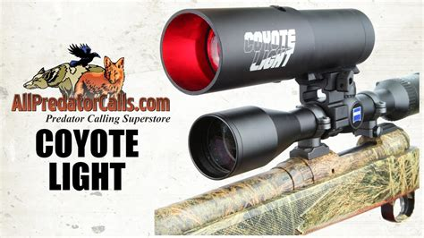 best coyote light 2016 coyote light night hunting light for hogs and predators