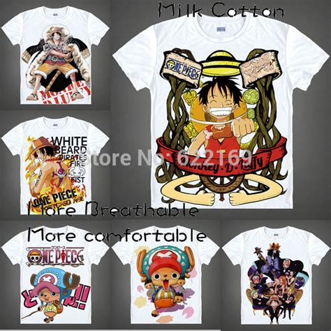 Kaos One Luffy Chooper list of animated anime t shirts driverlayer search engine