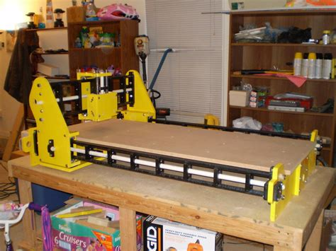 diy cnc router table pdf woodworking