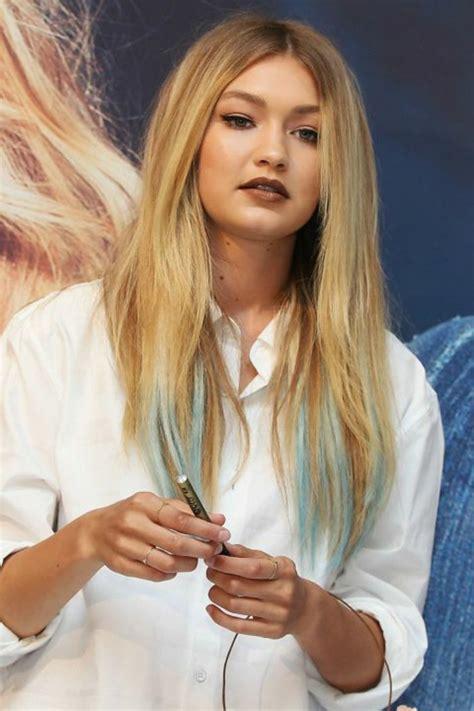 la hair 2016 60 couleurs de cheveux tendances 2016 2017