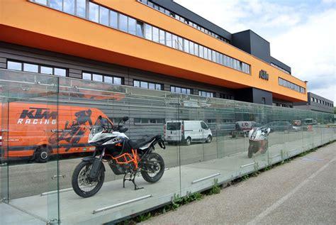 Ktm Motorrad Firma by Ktm Werksbesichtigung Wolfs Private Website 252 Ber