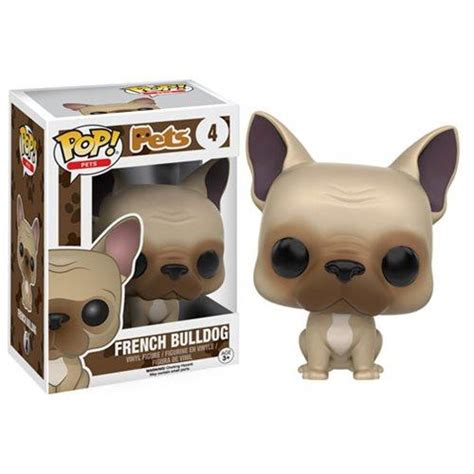 Funko Pets Bulldog 11055 funko pop fugitive toys