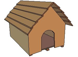 dog house gif how to build a dog house metric page 1