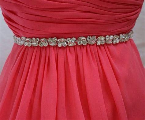 bridesmaid dress ideas bridesmaids belts eymbellish