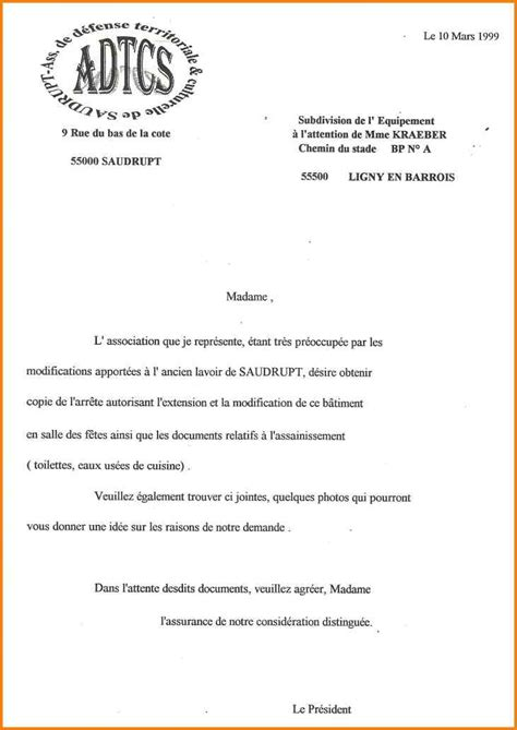 Exemple De Lettre Administrative Simple Modele De 28 Images 10 Modele De Lettre De Motivation Format Lettre 10 Mod 232 Le De Note