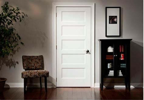 5 Panel Interior Door Five Panel Interior Doors 5 Panel Wood Doors Shaker