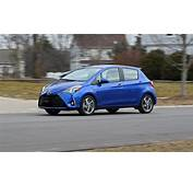 2018 Toyota Yaris  In Depth Model Review Car And Driver