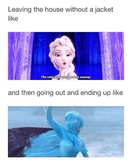 Disney Frozen Meme - frozen memes things i think often but dont say