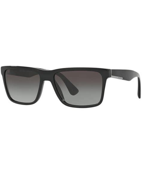 Prada Two Faced 6010 prada sunglasses pr 19ss sunglasses by sunglass hut macy s