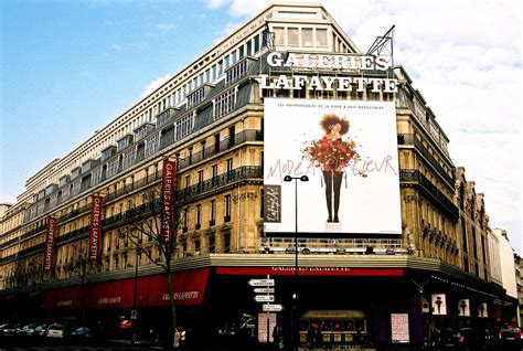 galerie le a lifestyle experience at the galeries lafayette