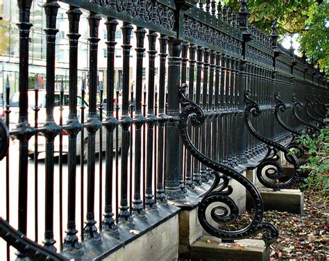 how much does a wrought iron fence cost home fence solutions