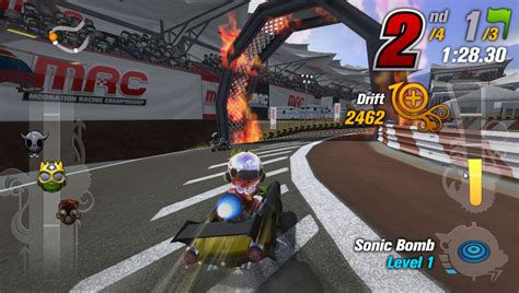 Cd Modnation Racers thoughts
