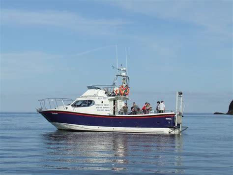 fishing boat hire south coast seahunter charter boat fishing on ireland s south coast