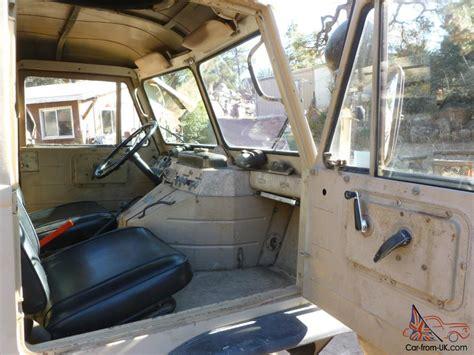 Unimog Cer Interior by Mercedes Unimog 404 S 4x4 Road German