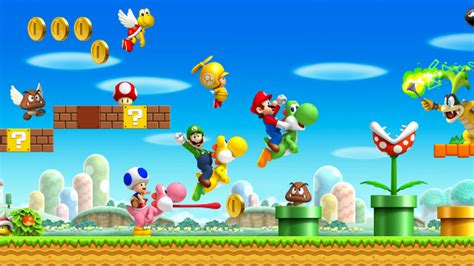 best mario wii new mario bros wii trusted reviews