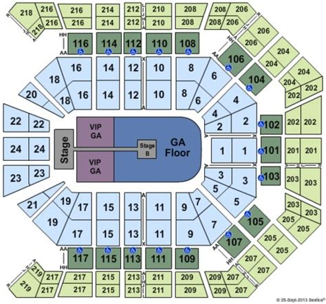 grand arena grand west floor plan mgm grand garden arena tickets in las vegas nevada