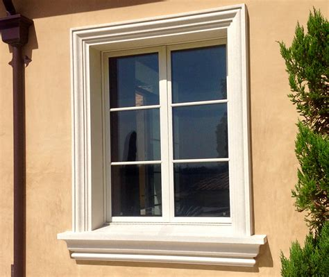 Styrofoam Stucco Trim Foam Molding Cyrus Foam Los Angeles