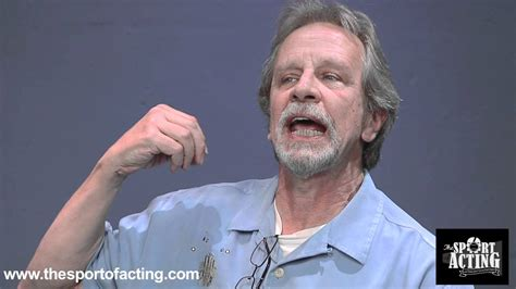 richard gilliland acting class the sport of acting interviews richard gilliland youtube