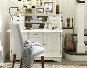 White Office Decorating Ideas White Home Office Room Ideas