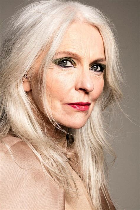 older models with gray hair 701 best silver hair images on pinterest silver hair