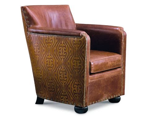 Leather Handcraft - leathercraft lodge chair 2898 leather lodge chair