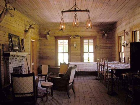 ranch house interior fort christmas christmas florida historical structures