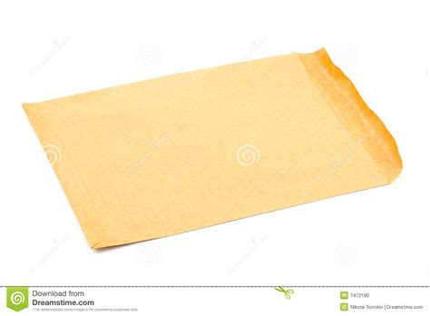 How To Make Paper Packets - paper packet stock photo image 7472180