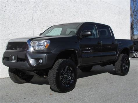 2013 Toyota Tacoma For Sale 2013 Toyota Tacoma Cab Sr5 For Sale