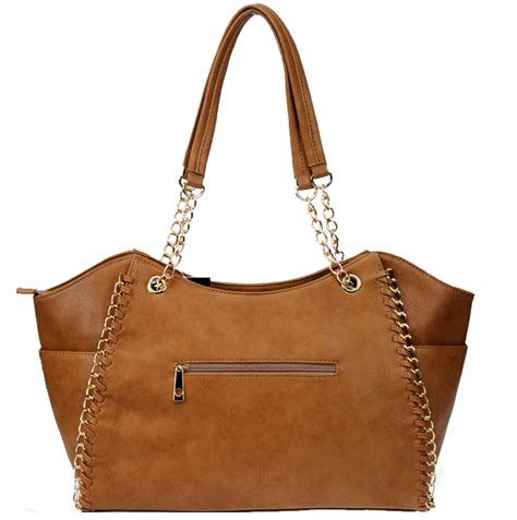 Designer Inspired Handbags At Admj by Designer Inspired Faux Leather Fashion Handbag W Tassel