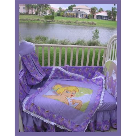 tinkerbell toddler bed set tinkerbell crib bedding set