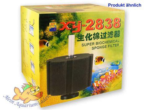 Lu Aquarium Uv xy 2838 yumbo bio schwammfilter schnellfilter luft heber