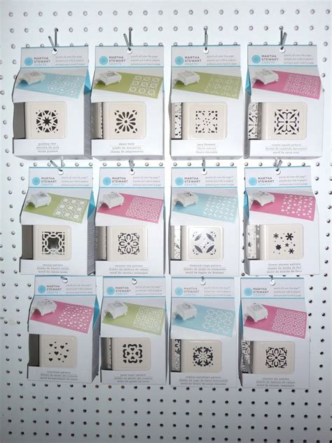 Martha Stewart Paper Crafts - martha stewart crafts paper punch all the page 2011