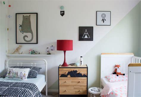 Rental Bedroom Makeover Bedroom Makeover In Rental Scandinavian