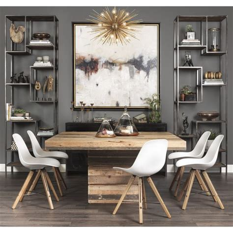 contemporary dining table decor tahoe square dining table paint colors furniture and metals