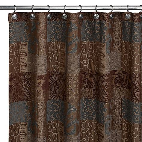 croscill curtains discontinued galleria fabric shower curtain by croscill bed bath beyond