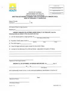 consent form template uk best 2017