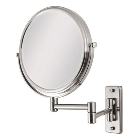 bathroom mirror wall mount with extension arm wall mount extension mirror in wall mirrors