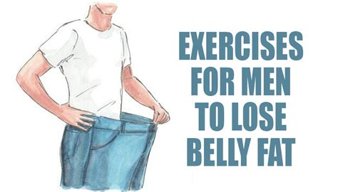 exercises for to lose belly fitness workouts