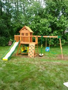 toys r us deptford nj backyard discovery cedar view playset installed in cherry