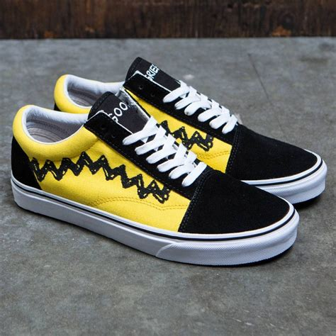 Vans X Union Oldskool Yellow anyone where i can buy vans x peanuts yellow skool vans
