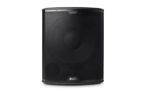 alto professional black  powerful    watts