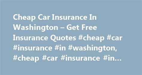 Compare Cheap Car Insurance Quotes by 25 Best Ideas About Cheap Cars On Range Rover