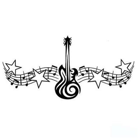 music note tribal tattoos tattoos designs gallery unique pictures