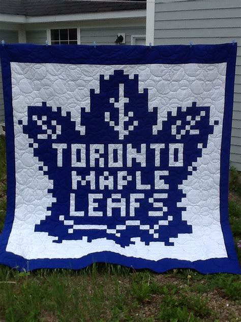 Quilt Shop Toronto toronto maple leafs quilts i ve made
