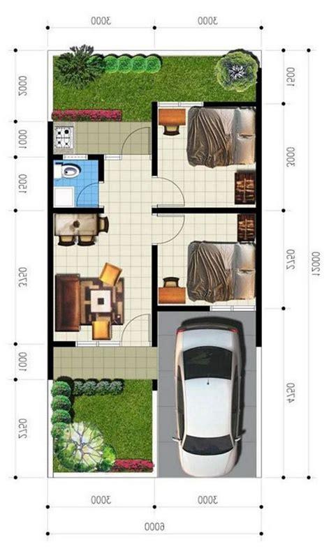 design interior untuk rumah tipe 36 contoh sketsa desain rumah minimalis type 36 72 desain
