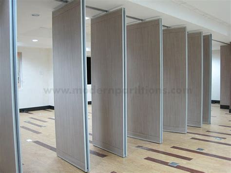 movable wall partitions acoustic and glass operable walls modwal modern