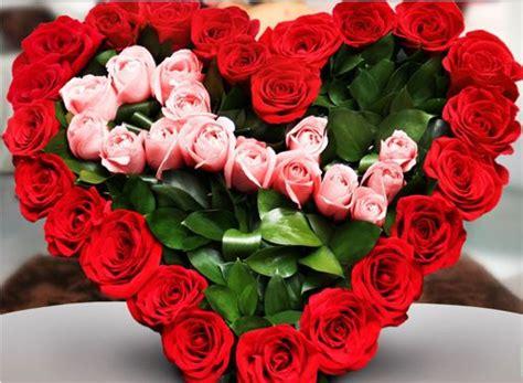imagenes flores en forma de corazon ramos de flores im 225 genes