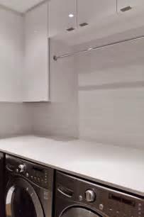 Hanging Cabinets In Laundry Room Modernist House Modern Laundry Room Toronto By Biglarkinyan Design Planning Inc