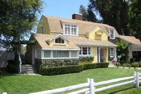 Le Quartier Wisteria Lane Existe Bient 244 T Paperblog Desperate House Plans